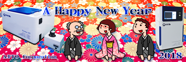 A Happy New Year 2018